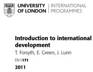 International Development UOL