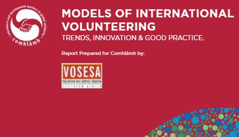 models of international volunteering