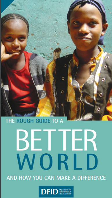 Rough guide to a better world
